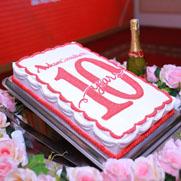 Lễ kỷ niệm 10 năm thành lập công ty ADCOM Consultants